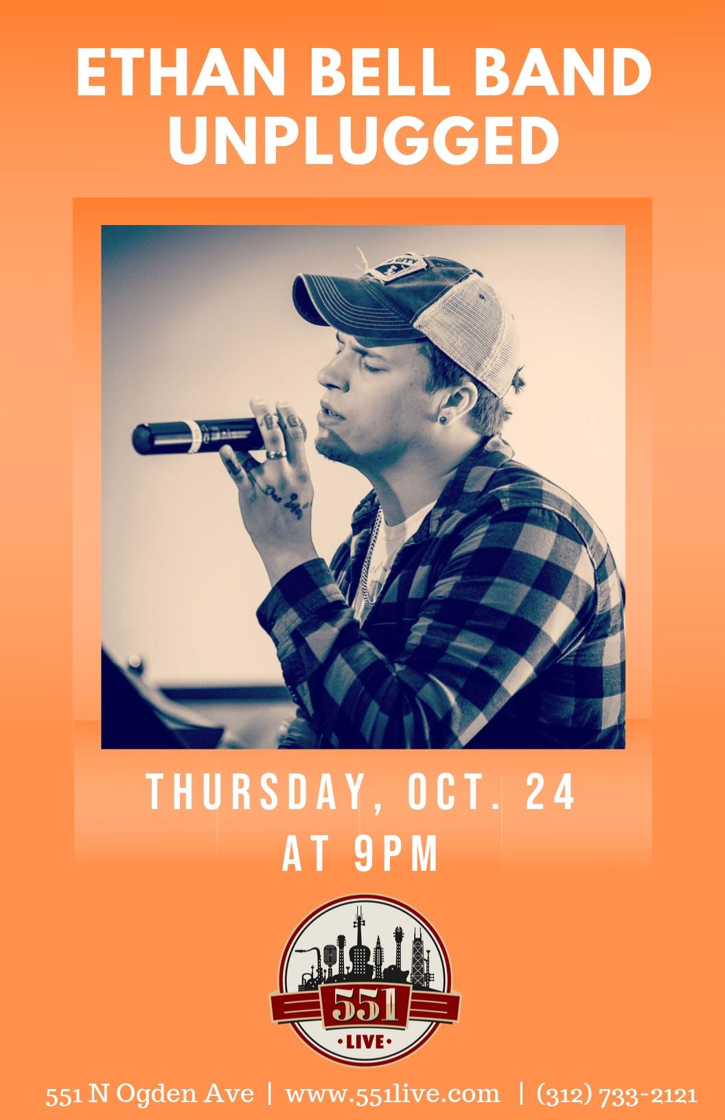Live Band Karaoke starting at 8 PM Thursday Nights - 551 Live
